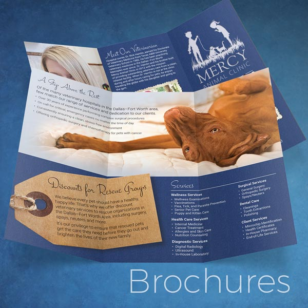 Brochures by Paul W. Perry