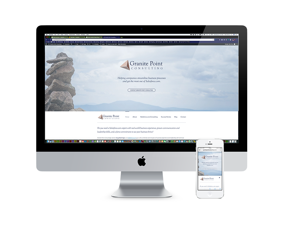 Granite Point Consulting Website